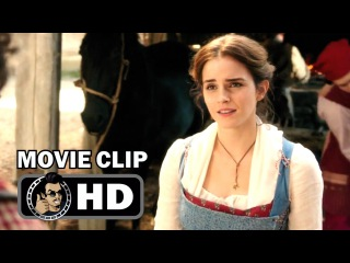 BEAUTY AND THE BEAST Movie Clip -