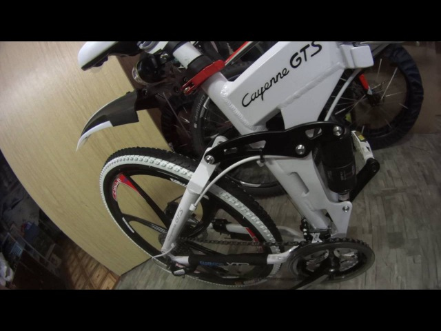 Велосипед с Aliexpress