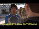 Mass Effect Andromeda - Allies and Relationships - Liam Kosta: Day Out On Aya