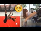 This Girl is CRAZY Flexible She Can Bent Body in AIR