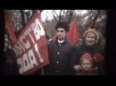 Камышин в хронике№131 Ноябрьская демонстрация 1979 год