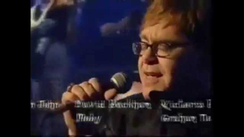 Moby Elton John - Why Does My Heart Feel So Bad