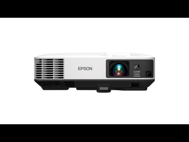 Epson HC1450 Specs
