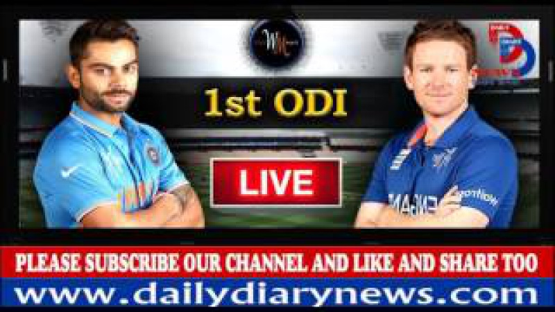 Highlights | India vs England 1st ODI | Virat Kohli and Kedar Jadhavs centuries | india won