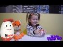 Киндер Джой для девочек распаковка игрушек/Kinder JOY for girls unboxing toys