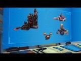 LEGO Nexo Knights - 70323 JESTRO'S VOLCANO LAIR