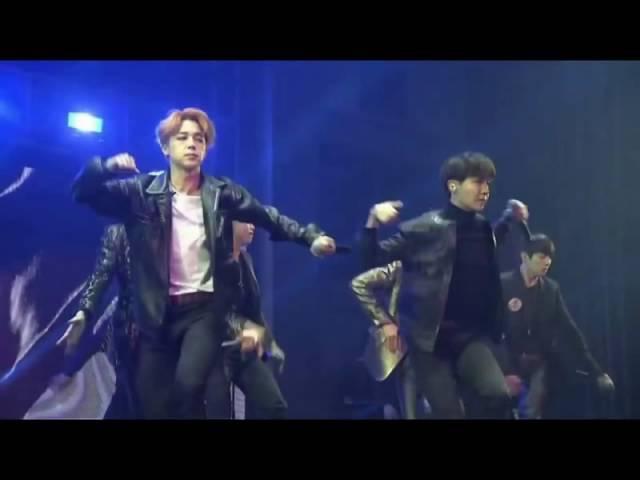 BTS HYYH LIVE Boy in Luv Danger Dope Skool Luv Affair War of Hormone