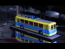 Модель троллейбуса 5 от Classicbus