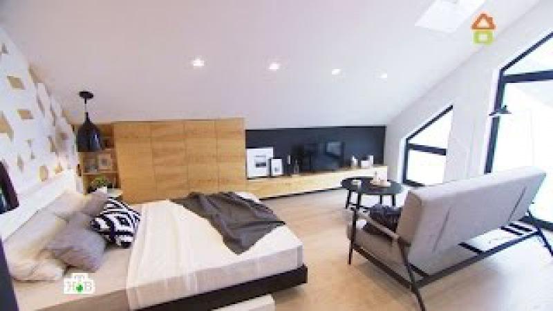 Дачный ответ: Плюс один этаж к новой спальне