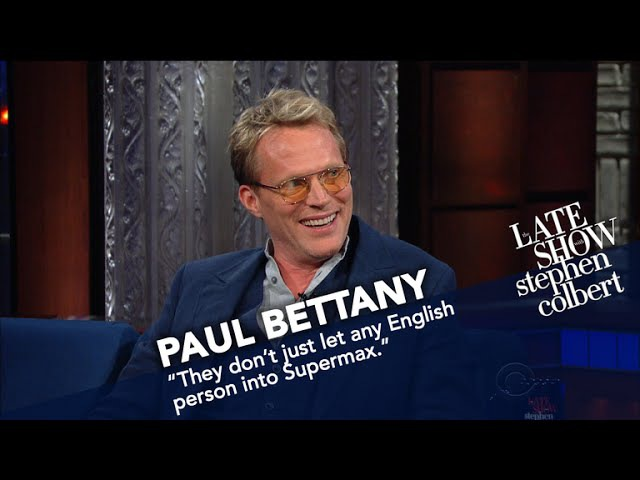 Paul Bettany on playing the unabomber