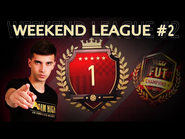 40-0 / TOP 1 - WEEKEND LEAGUE 2 / FUT CHAMPIONS