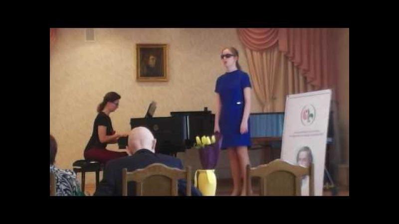 Алиса Калина: Bellini: Ah, non credea mirarti (La somnambula); А.Варламов: Песня Эсмеральды