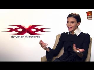 XXx 3 Most badass member - exclusive interview