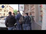 Акция «СтопХам» против неправильной парковки в Петербурге - прямая трансляция