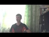 чеченская песня Кьонах ( Басовый обертон ( я чуть не помер еле удерживая басовый и высокий обертон )
