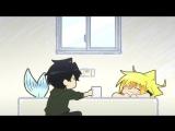 Orenchi no Furo Jijou  Orefuro  Русал в моей ванной ТВ  01 (Озвучка Seimin &amp Vizzey &amp Kristabel)