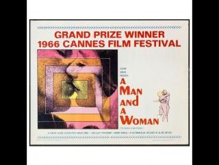 Un Homme Et Une Femme  1966-Claude Lelouch--Anouk Aimée, Jean‑Louis Trintignant