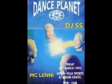 Dj SS  Mc Lenni @ Dance Planet 6th March 1992