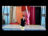 12.Мария Белая.19.03.17 г.III Отчётный концерт СШ воздушной акробатики и танца