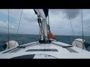 Яхта в шторм