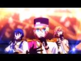 Anime mix AMVАниме микс клипPARTY DANCE
