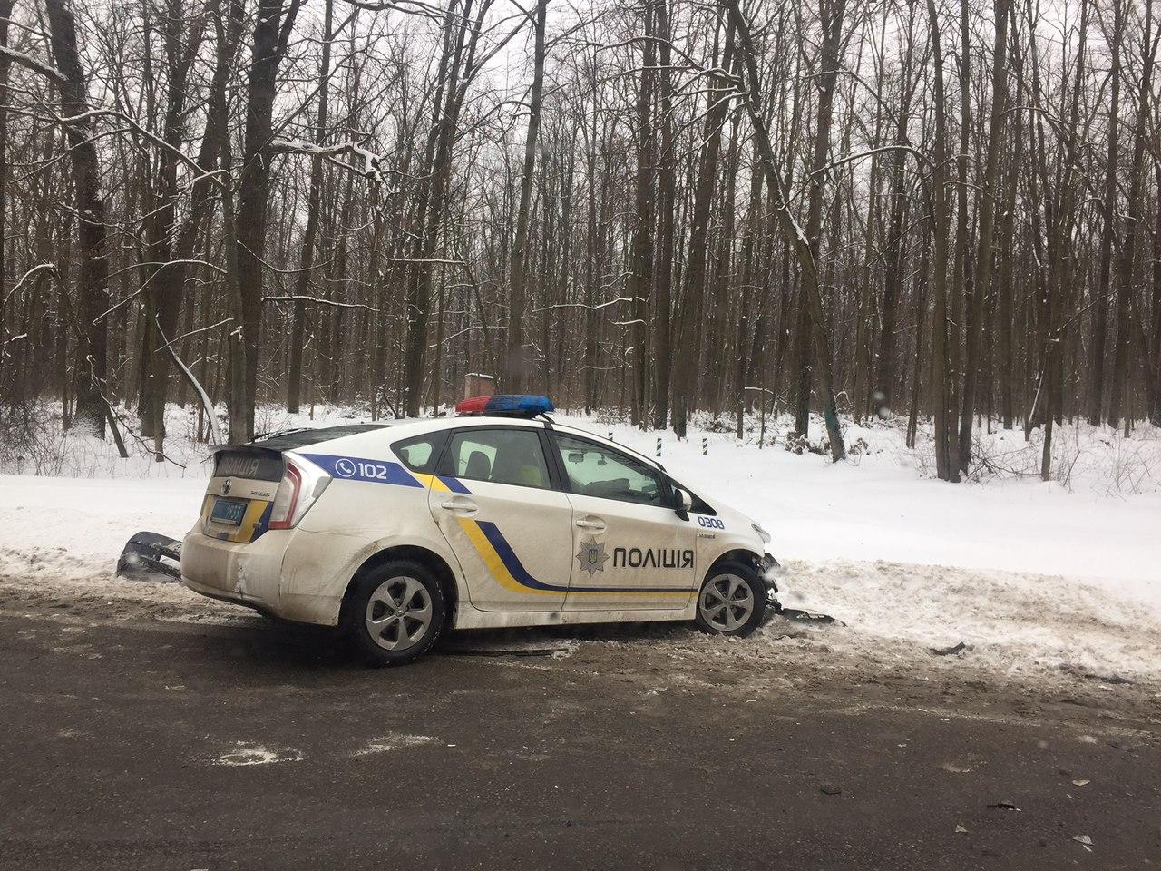 Впатрульной милиции поведали подробности трагедии наОкружной дороге