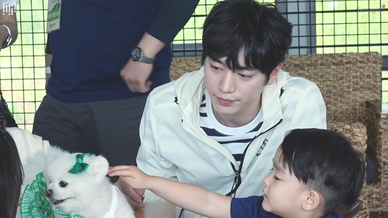 [Seo Kang-Jun 서강준] 빈폴 아웃도어 페스티벌 비하인드