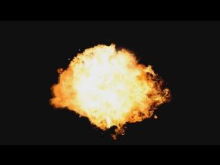 Футаж: Взрыв