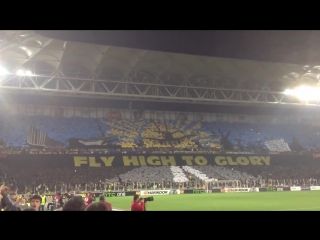 'Fenerbahçe 'Fly High to Glory''