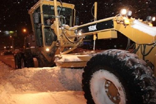 Хабаровские муниципальные предприятия благоустройства готовы к снегоуборке