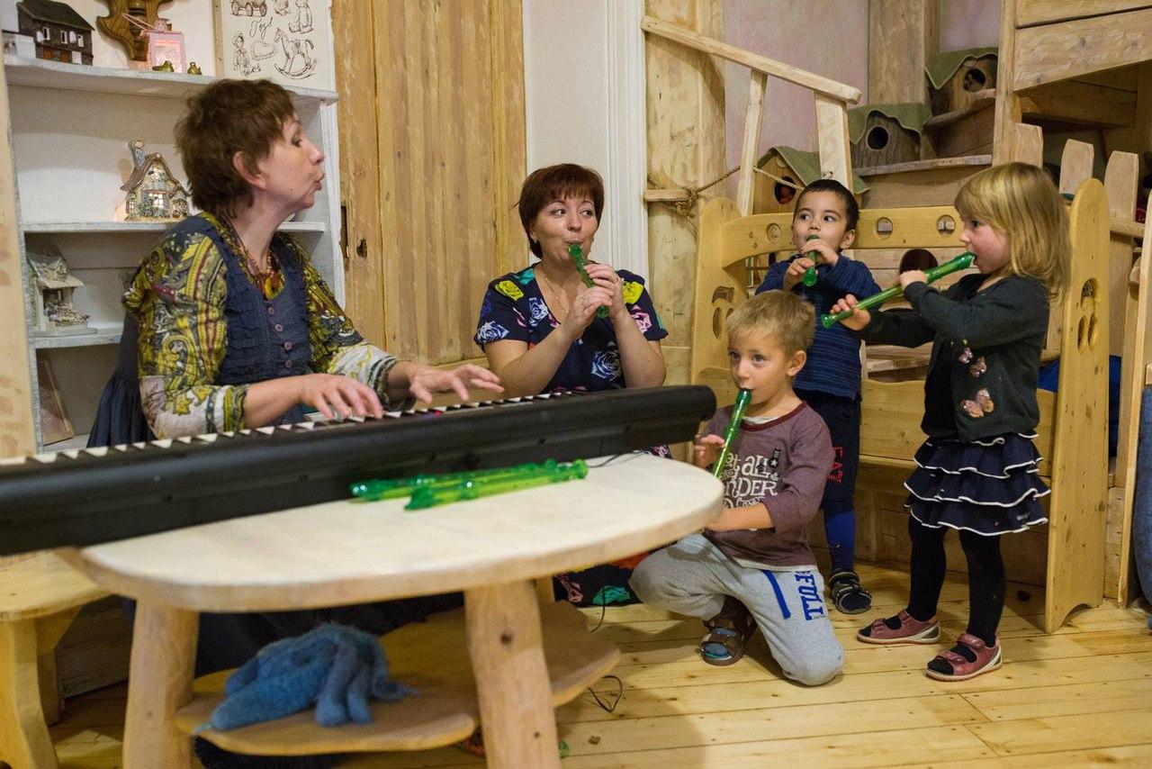 На ВДНХ работает «Детское посольство»
