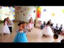 Танец на выпускной Моя доченька