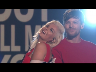 Louis Tomlinson ft. Bebe Rexha - Back to You Show Starring Jimmy Fallon