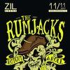 THE RUMJACKS (AUS). 11 ноября 2017. ZIL Arena