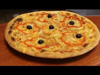 Вегетарианская Пицца специально для постного меню