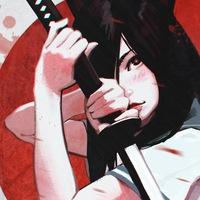 Логотип Anime madness / Аниме