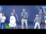 Песню про Крымский мост презентовали на «Новой волне» в Сочи