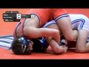 bucknell vs franklin  marshall - wrestling dual