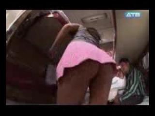 В поезде, секс, голая, голышом, ню, попка, эротика, красивая, купе, голые, нудисты