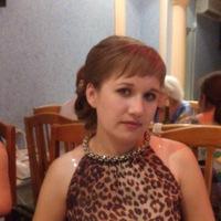Анкета Анастасия Яровикова