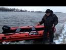 """Обзор лодки ПВХ River Boats RB 370 (НАШ ПРИЗ!!!!!) и """"ПОКАТУШКИ"""""""