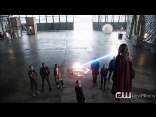 За кулисами супергеройского кроссовера на The CW