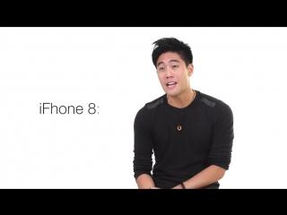 Промо iPhone 8