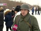 Военно-спортивная игра «Огневой Рубеж. Операция Уран. Битва за Сталинград» прошла на Гребном канале