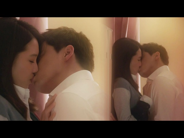 Jo Jung Suk ♥ Kong Hyo Jin, Super HOT Kiss|흔들리는 공효진, 조정석과 격정 키스 《Don't Dare To Dream》 질투