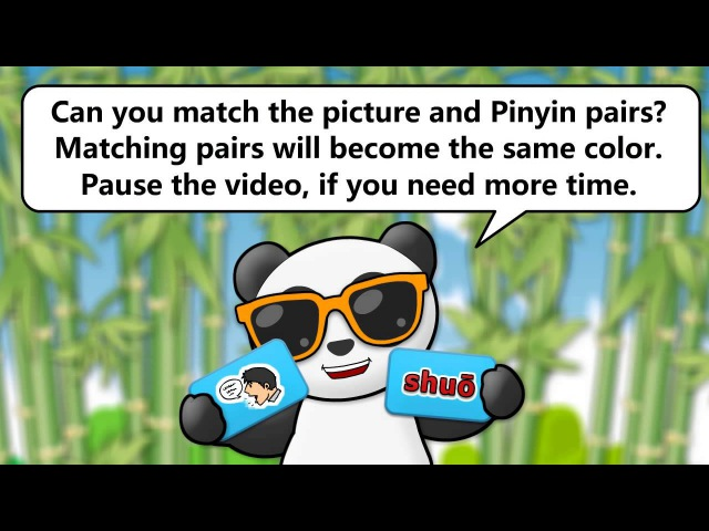 Learn Chinese in 3 easy steps: Verbs - dòngcí - 动词 English - Pinyin - Chinese Characters