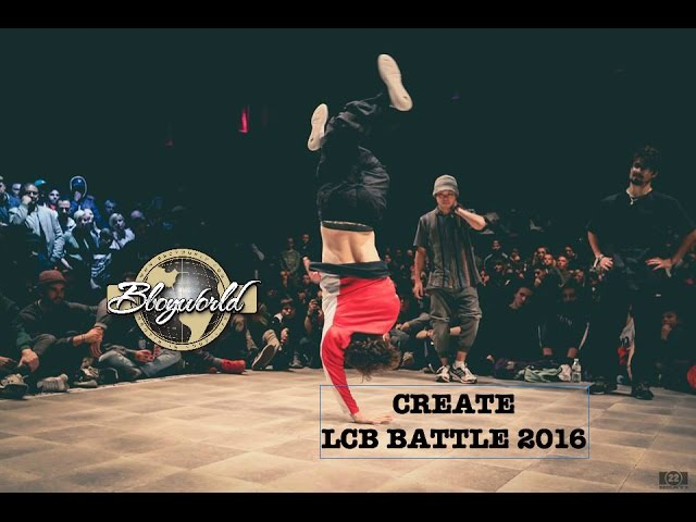 CREATE | LCB BATTLE 2016