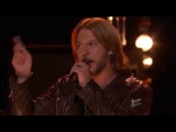 The Voice 2014 Live Playoffs Craig Wayne Boyd Some Kind of Wonderful