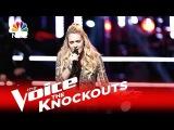 The Voice 2016 Knockout - Peyton Parker