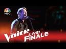 The Voice 2015 Barrett Baber Finale Die a Happy Man